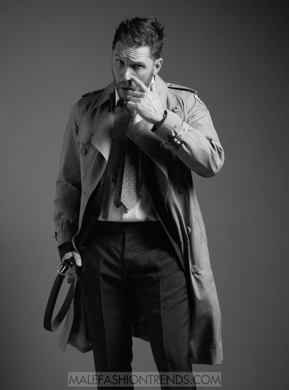 Tom Hardy ~ Esquire Magazine Photoshoot - tom hardy