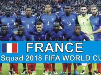 France World Cup 2018 Team Squad Player List Jersey Schedule Live Stream Possible Starting Lineups Fr France World Cup 2018 World Cup 2018 Teams World Cup