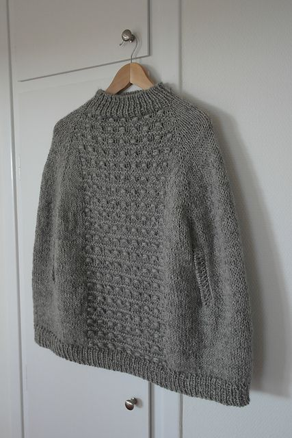 Ravelry: Project Gallery for Ella poncho pattern by Lene Holme ...