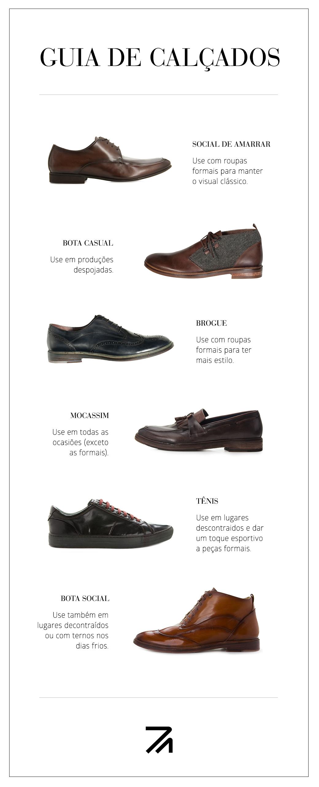 efac6b696c Guia de Calçados Ricardo Almeida 2015 - Ricardo Almeida Shoe Guide 2015 -  http