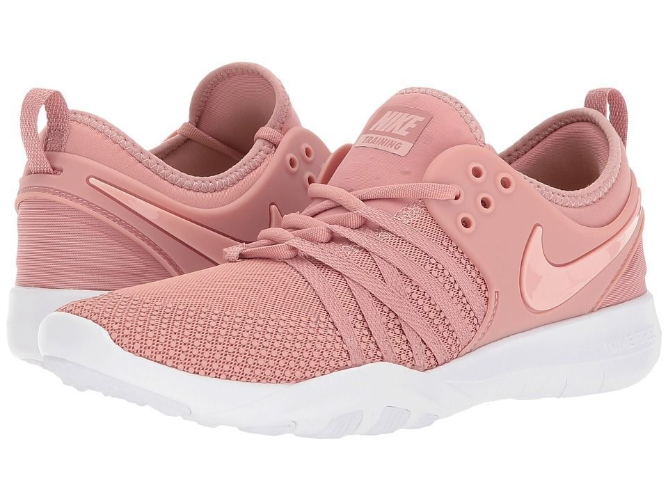 32771b485b130 ... promo code for nike free tr 7 womens cross training shoes rust pink  coral stardust white