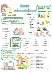 5642ba57a64e2948a6f45856328151e6 Teaching Countable And Uncountable Nouns To Young Learners on