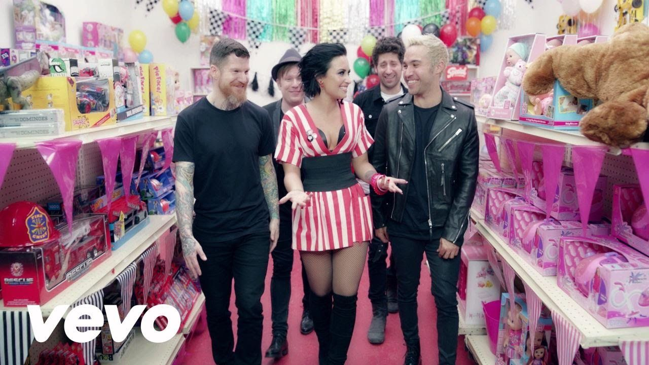 Fall Out Boy - Irresistible ft. Demi ...