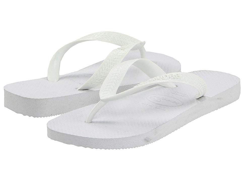 17257edf914c02 Havaianas Top Flip Flops Women s Sandals White