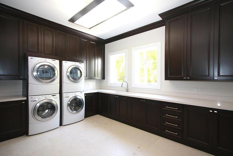 Lebron James 9 Million House In Miami Dream Laundry Room