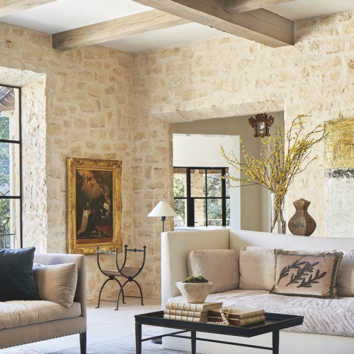 Old World Elegance: A Cozy Austin Home Exudes Old-World Elegance