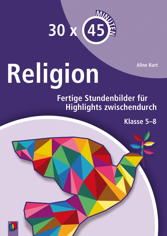 30 x 45 Minuten - Religion ++ #Stundenbilder und ...