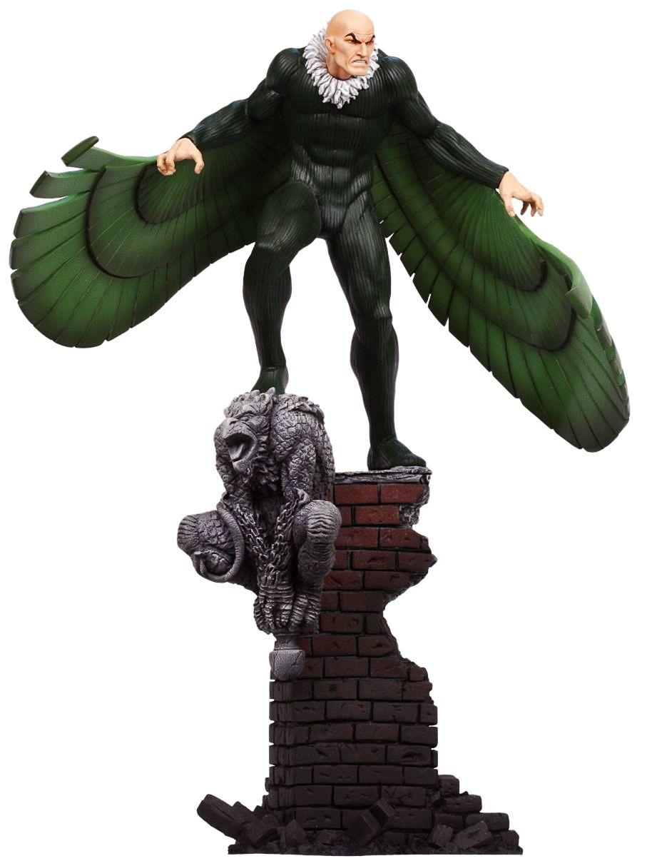 Vulture Statue
