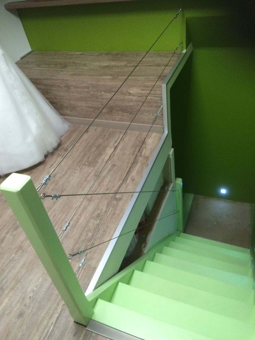 trapleuning gemaakt trappen pinterest meer ideeà n over trappen