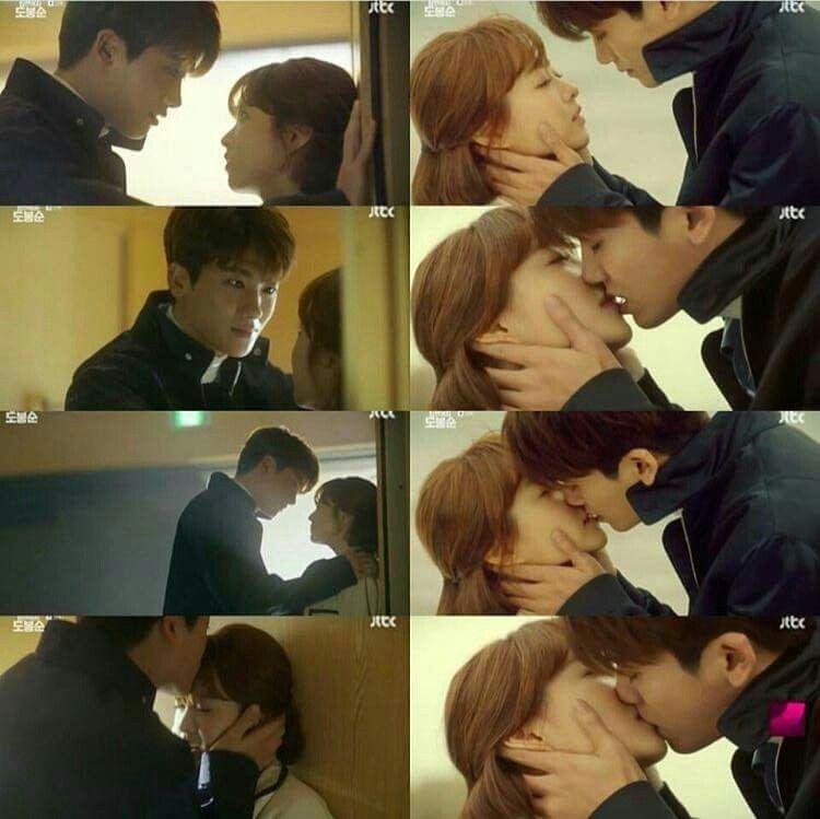 Bong Soon And Min Hyuk So Sweet Strong Woman Do Bong Soon Wallpaper Strong Girls Cute Couples