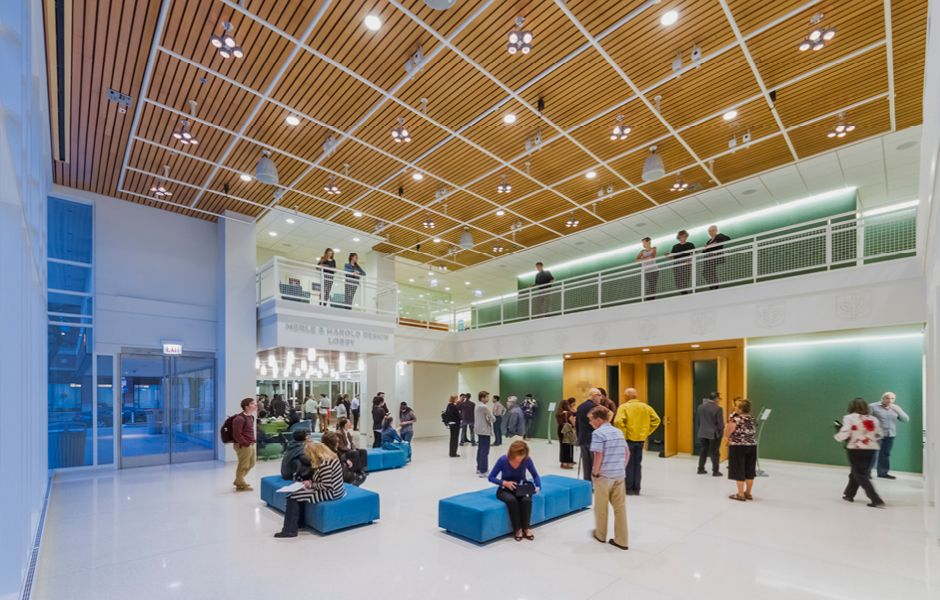 The Theatre School At Depaul University Lighting Design
