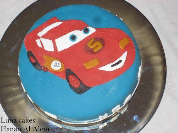 #Verjaardagstaart #Cars
