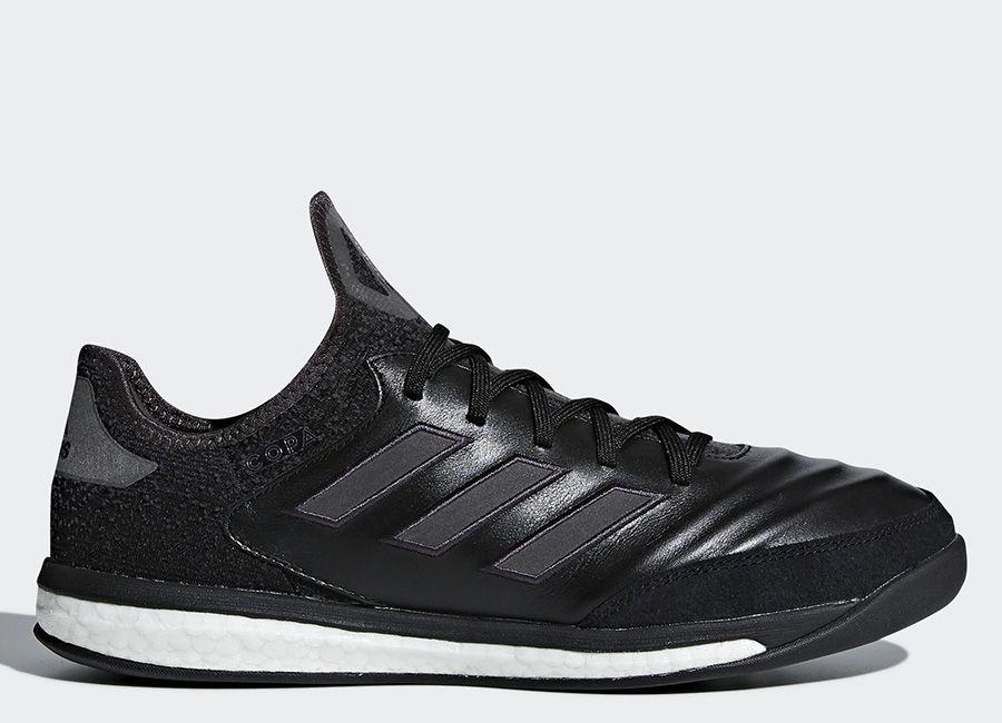 3d30bb52798  football  soccer  futbol  adidasfootball Adidas Copa Tango 18.1 Nite  Crawler Trainers - Core Black   Utility Black   Core Black