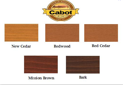 Mission Brown Cabot Fence Stain Satori Stylecom Outdoor Stuff