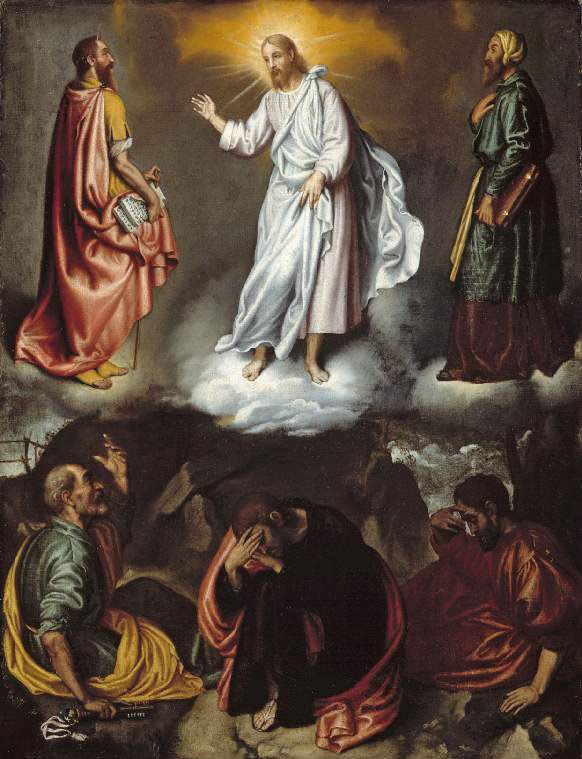 cbbf5bb25a27 The Transfiguration Transfiguration Of Jesus