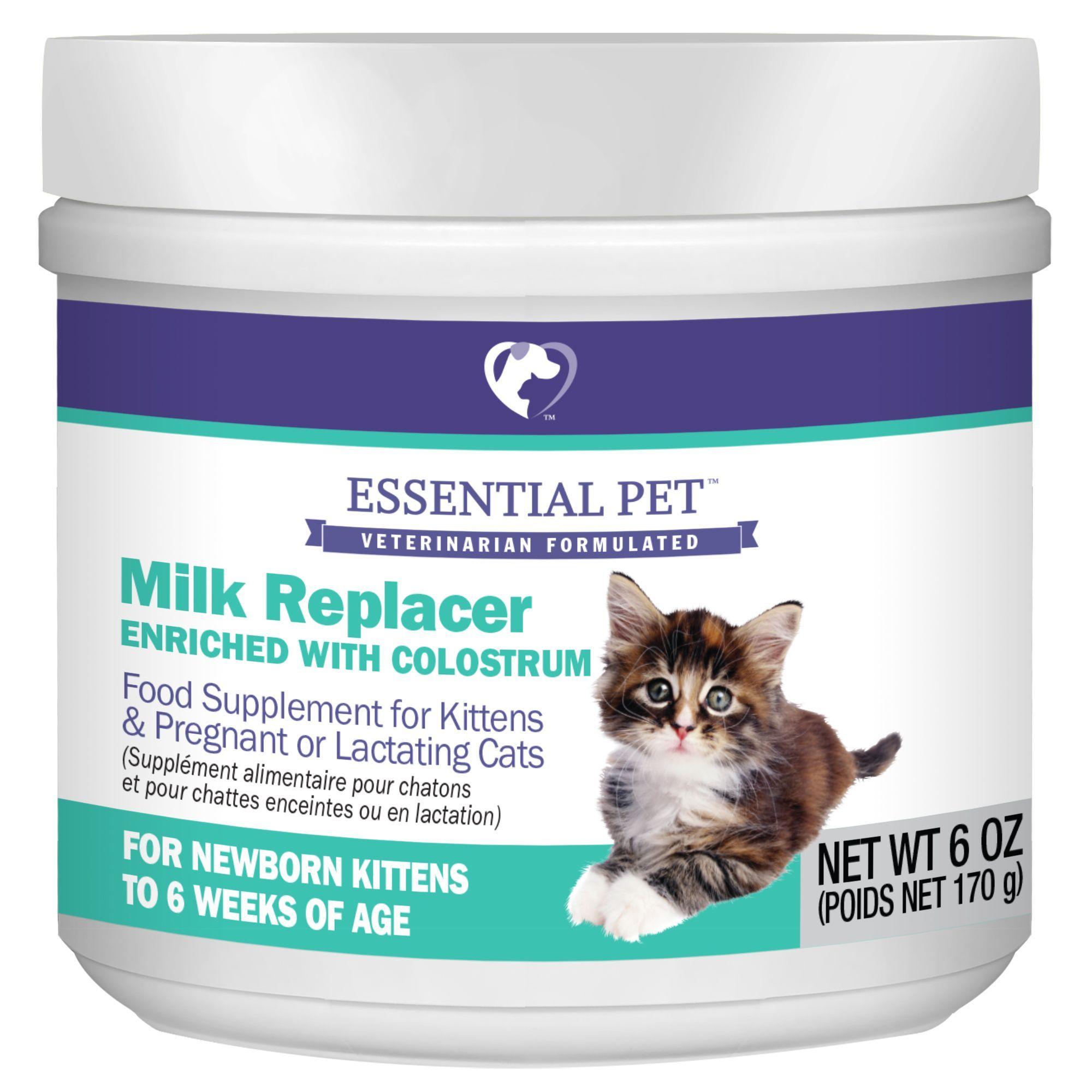 21st Century Essential Pet Milk Replacer Cat And Kitten Food