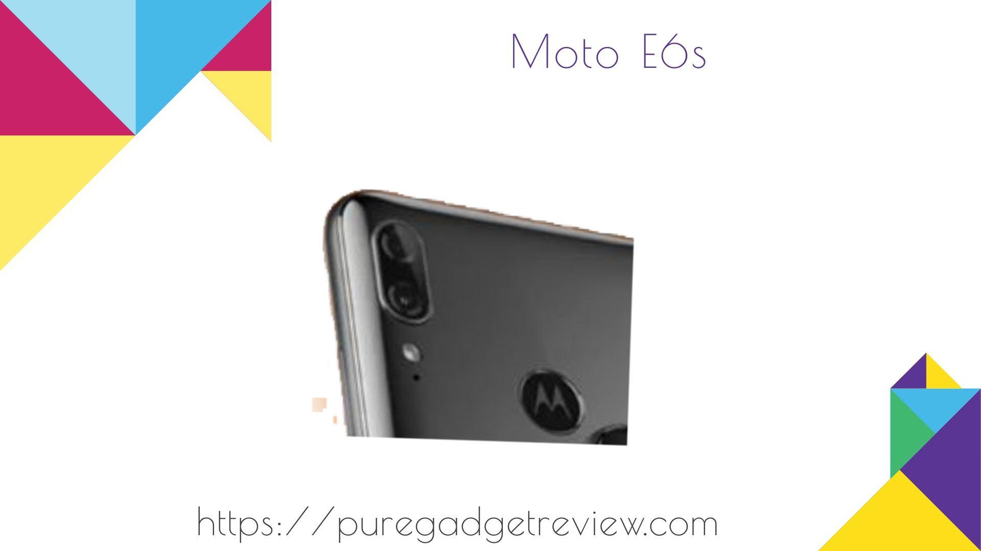 Moto E6s Launching Moto E6s Launching Date In India Moto E6s
