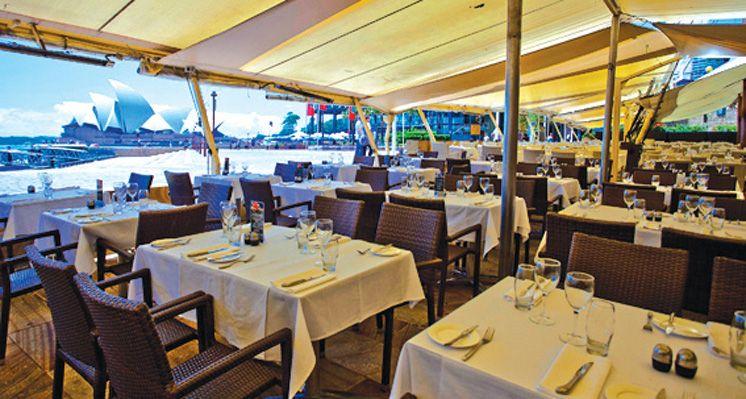 Waterfront Restaurant, The Rocks NSW