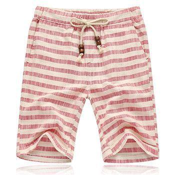 7fd04d7d09 top quality Summer style shorts men 2016 cotton Mens shorts five casual  shorts tide male cotton beach linen shorts