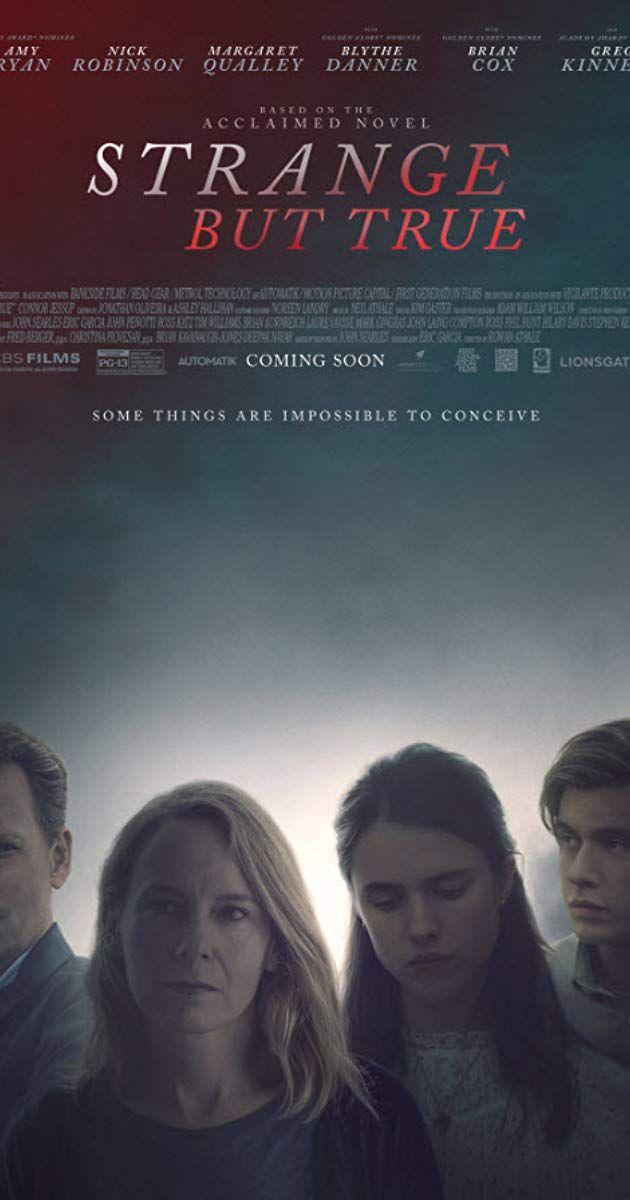 Strange But True (2019) PG13 1h 36min Thriller 6