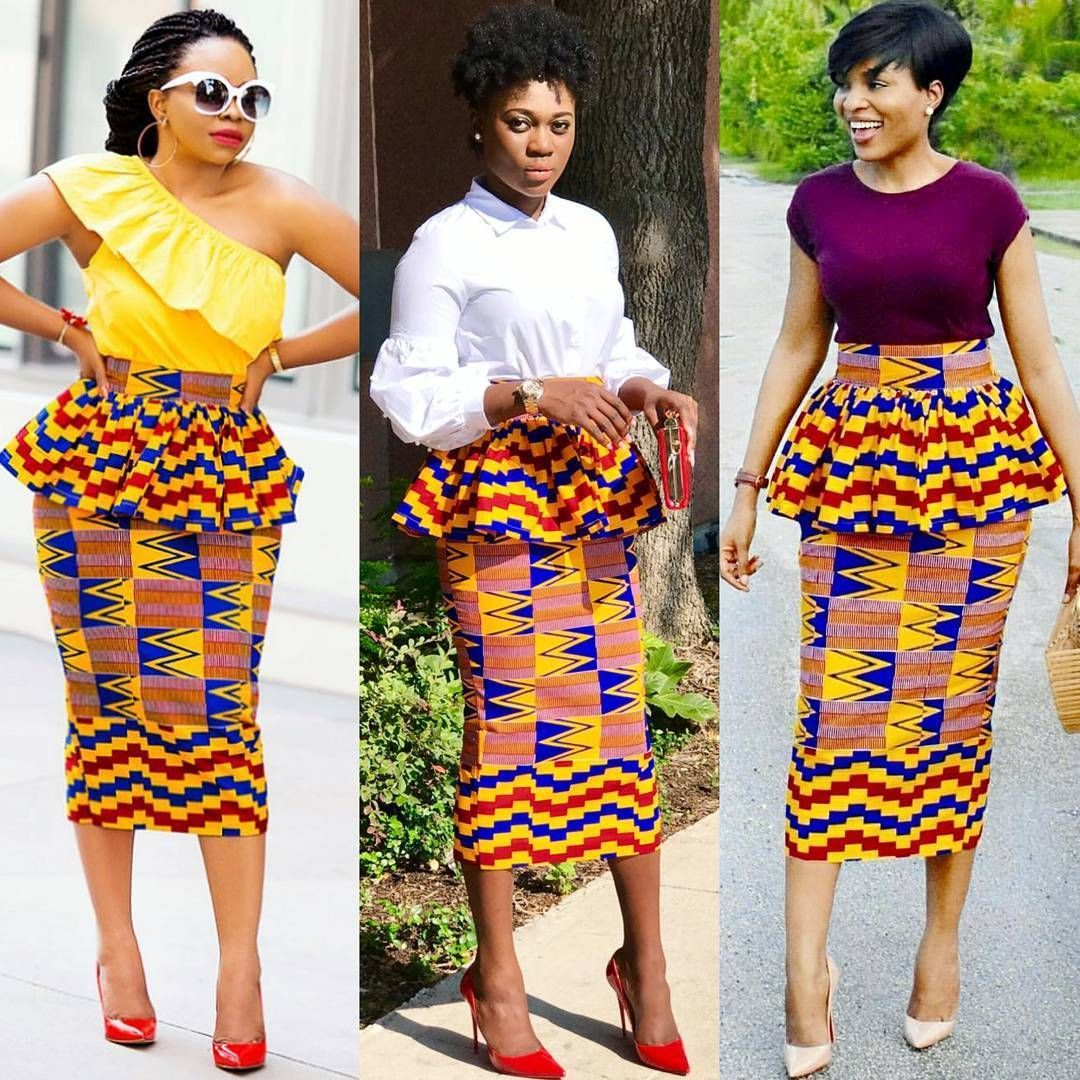 Latest Kente Styles Kente Styles Kente Fashion Kente