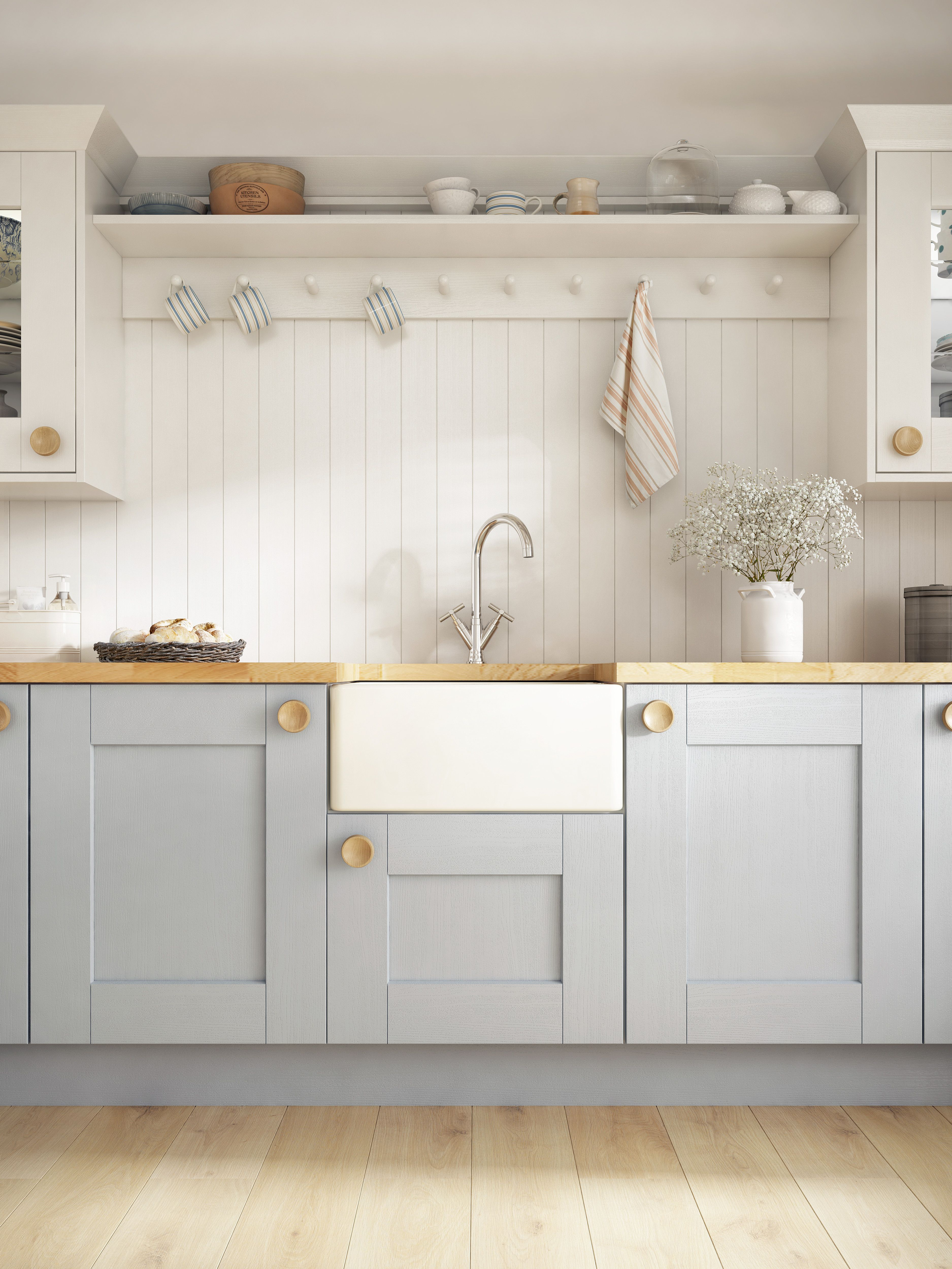 Lackirer Maler Whitby From The Laura Ashley Kitchen Collection