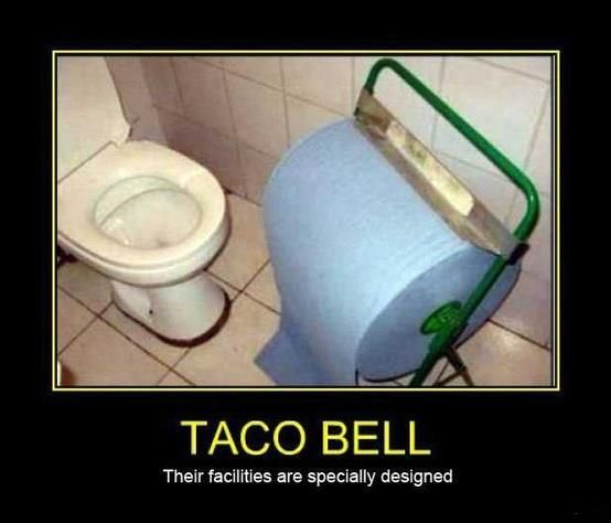 Taco Bell Bathroom With Images Clean Funny Pictures Taco