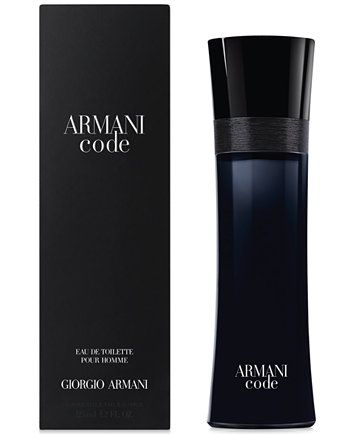 Photo of Giorgio Armani Armani Code for Men Eau de Toilette Spray, 4 ….