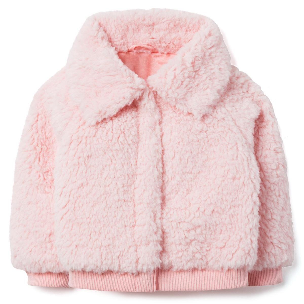 Jack And Janie Fur Cuff Sweater: Jackets, Pink Jacket, Janie, Jack