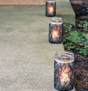 50 Cheap and Elegant Halloween Decorations  - Halloween - #Cheap #Decorations #Elegant #Halloween #eleganthalloweendecor