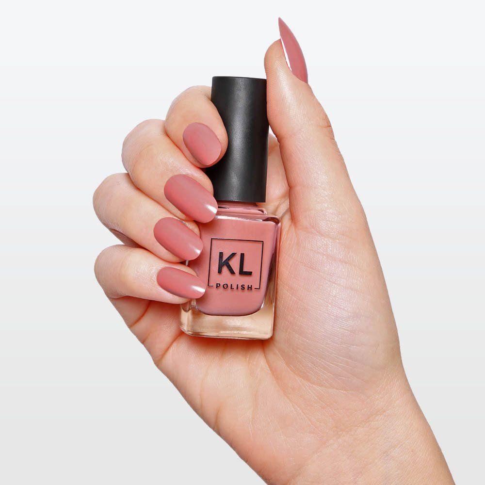 KL Polish Miss Honey bottle in hand | kl nails wishlist | Pinterest ...