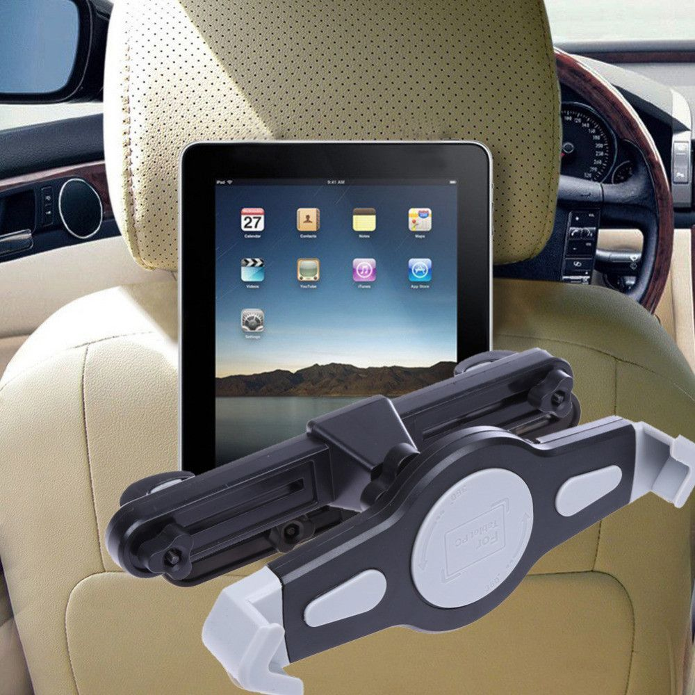 7 11 Inch 360 Degree Rotation Car Back Seat Tablet Holder For IPad 2