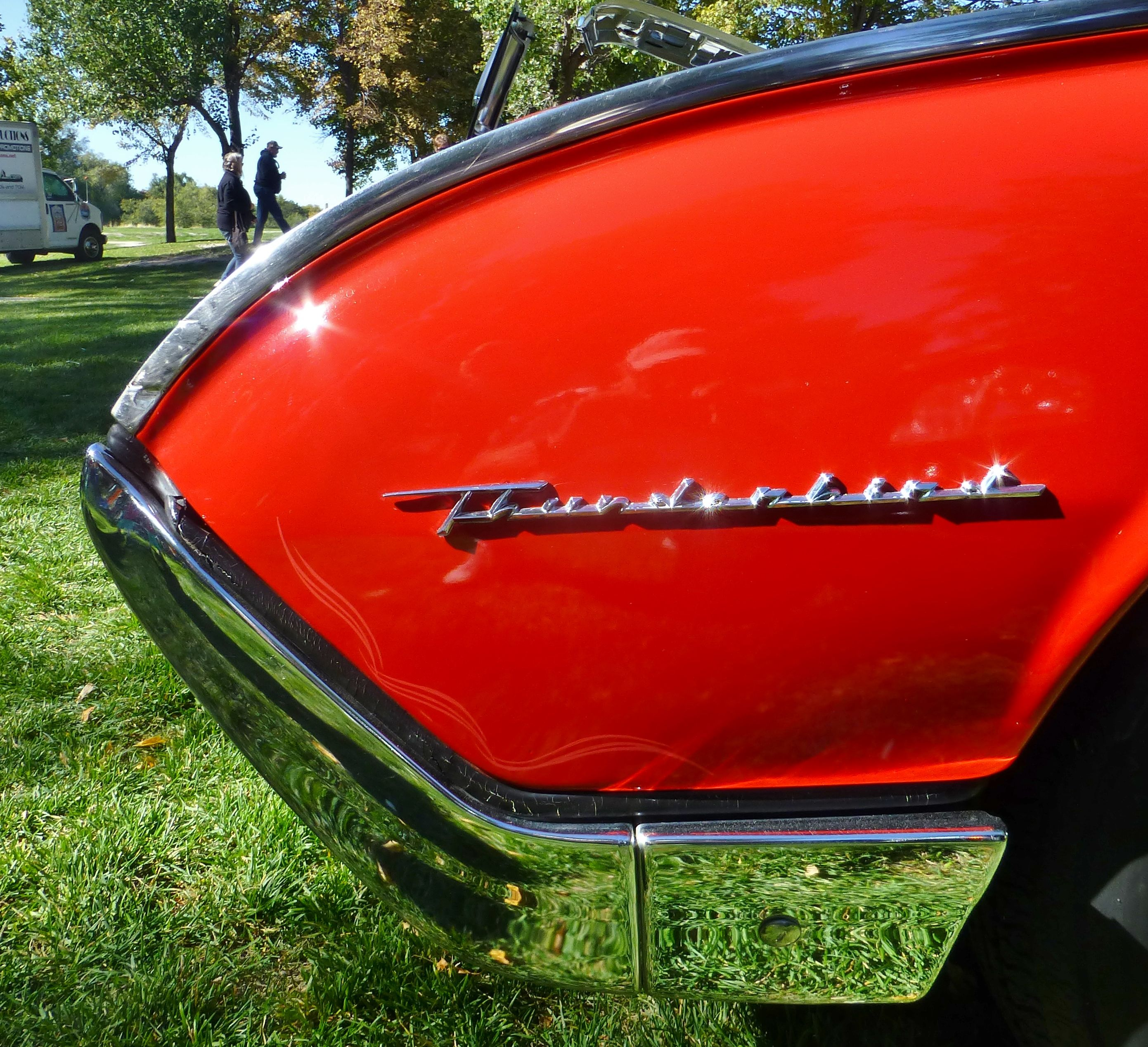 1962 Thunderbird Bullet Nose Photography By David E Nelson 2017
