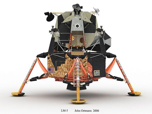 spacex lunar module - photo #32
