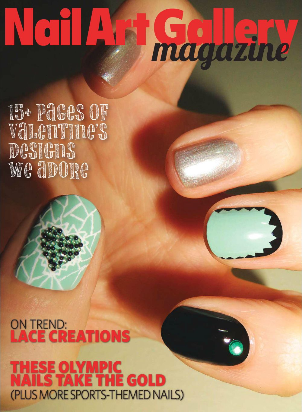 Nail Art Ideas » Nail Art Magazine Free - Pictures of Nail Art ...