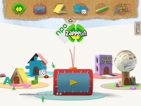 Meest populaire (gratis) app voor kinderen: NPO Zappelin van Omroep.nl. Ook getipt door ouders tijdens een app-party: de filmpjes kunnen gedownload worden, zodat ze op een wifi-loos moment ook beschikbaar zijn.