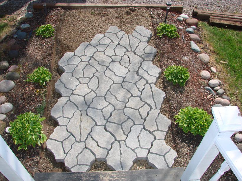 Fancy Concrete Patio Pavers Menards On Simple Small Home Decoration Ideas With Worthy In Most Luxury Remodel Paver Edging Pictures Large Tiles Front Yard Stone