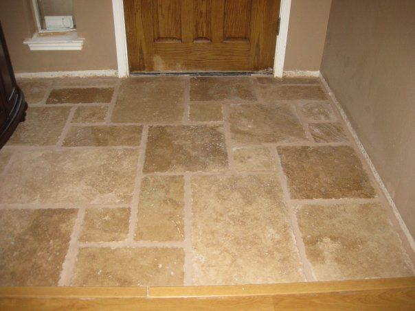 Travertine Tile Flooring Pictures Tile At Floor And Decor In Plano