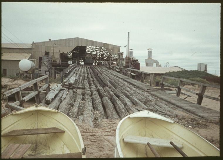 143952PD: Slipway,  Carnarvon Whaling Station, 1965 http://encore.slwa.wa.gov.au/iii/encore/record/C__Rb4635941?lang=eng