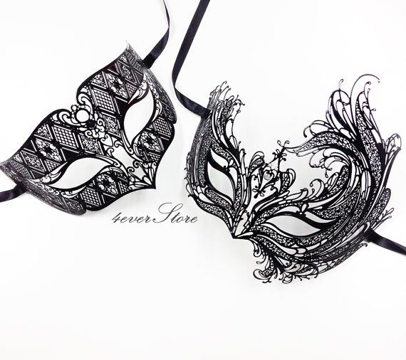 New Extravagant Couples Collection - His and Her's Black ...