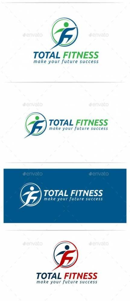 Fitness logo female 67 Ideas #fitness