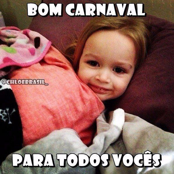 Vou curtir muito meu carnaval  #ChloeBrasil #ChloeMeme #Chloe by chloebrasil_