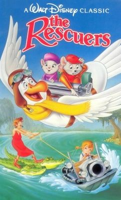 the rescuers 1977 movie