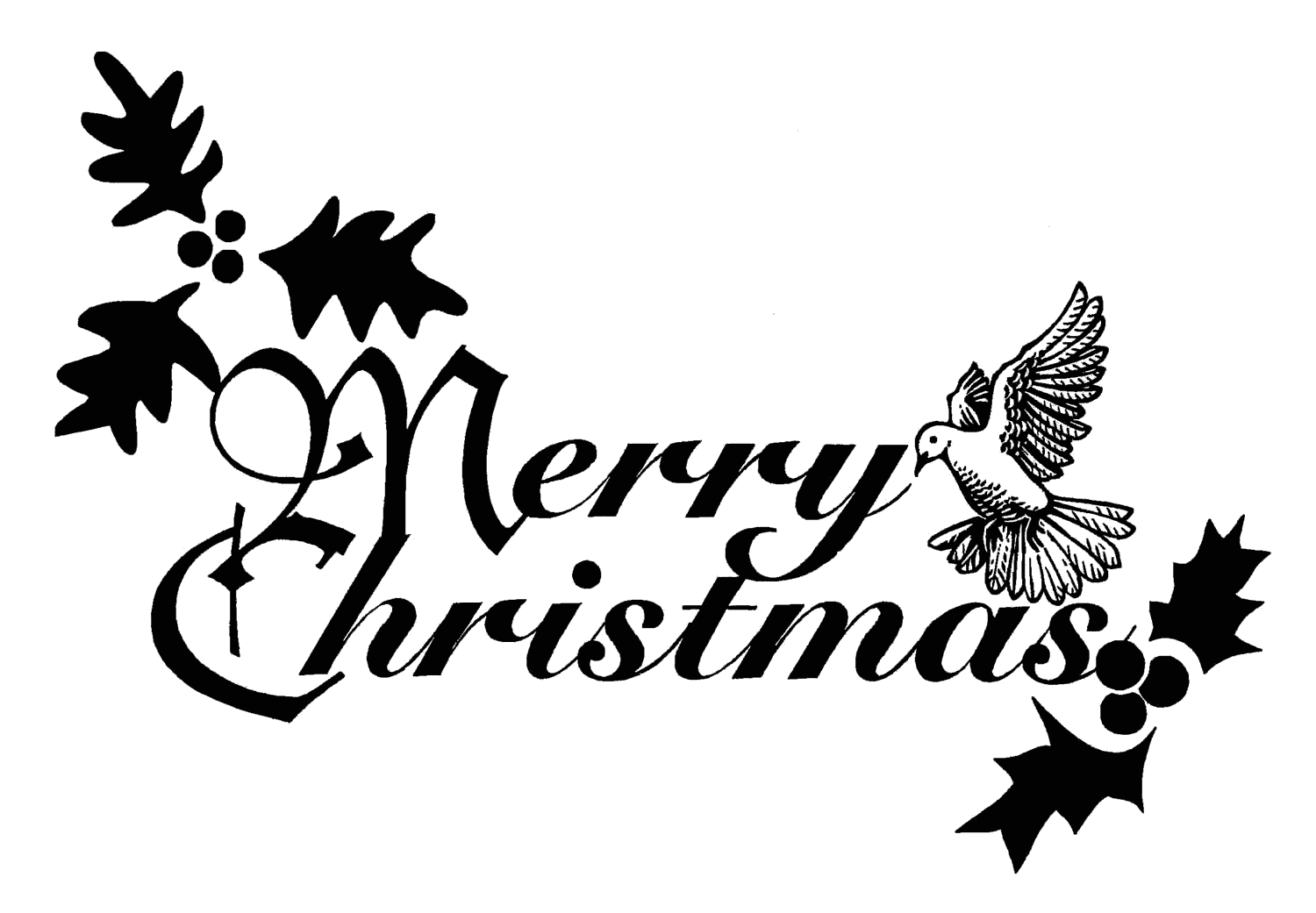Merry Christmas Clip Art 2 Christmas Clipart Free Christmas Clipart Holiday Images