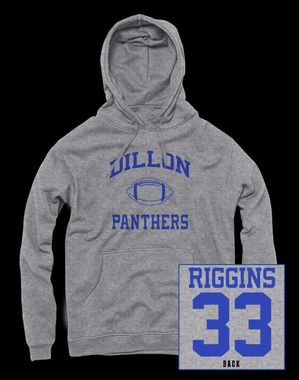 292895490b1fb Tim Riggins Dillon Panthers Hoodie!! So comfy to sleep in Xoxo F