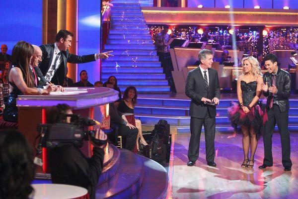 Dancing With The Stars Season 14 Spring 2012 Roshon Fegan and Chelsie Hightower Cha Cha Cha