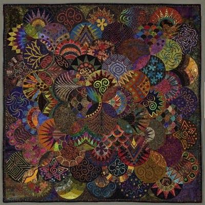 Karen Stone Clam Session New York Beauty Quilts