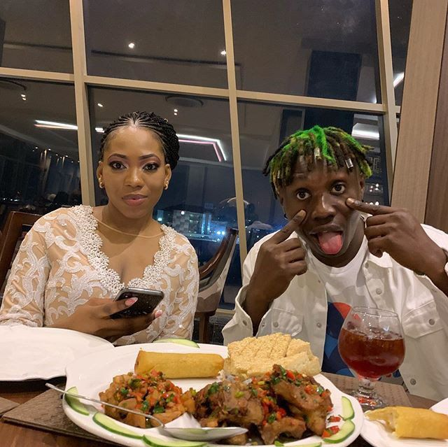 """Beautiful Lady says """"Zlatan Ibile is sweet inside & out"""" after dinner date with Singer Beautiful Lady says Zlatan Ibile is sweet inside & out after dinner date with Singer  A Lady identified as Bolanle who went on a dinner date with Zlatan shares lovely appreciative post after a wonderful time out.  Recall that Zlatan in a bid to promote his new single Bolanle told his fans to tag any lady who bears the name as he planned on taking her out on a dinner date.  Zlatan bought the chosen lady Bolanle a N750k bag and a great dinner. In response to the treatment Bolanle wrote:  Zlatan is"""