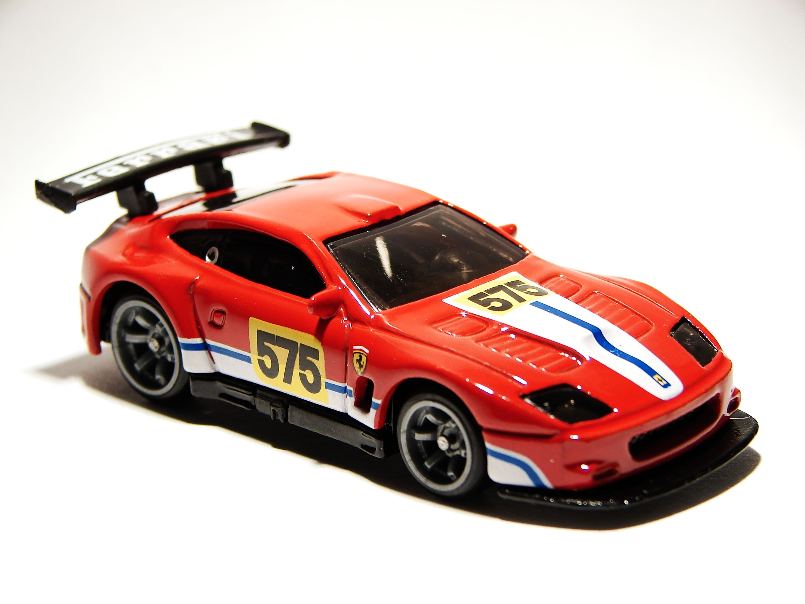 ferrari 575 gtc hot wheels hot wheels custom hot. Black Bedroom Furniture Sets. Home Design Ideas