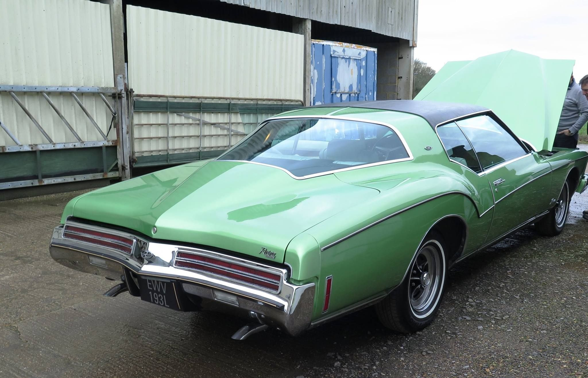 1973 Riviera Buick Riviera Buick Cool Old Cars